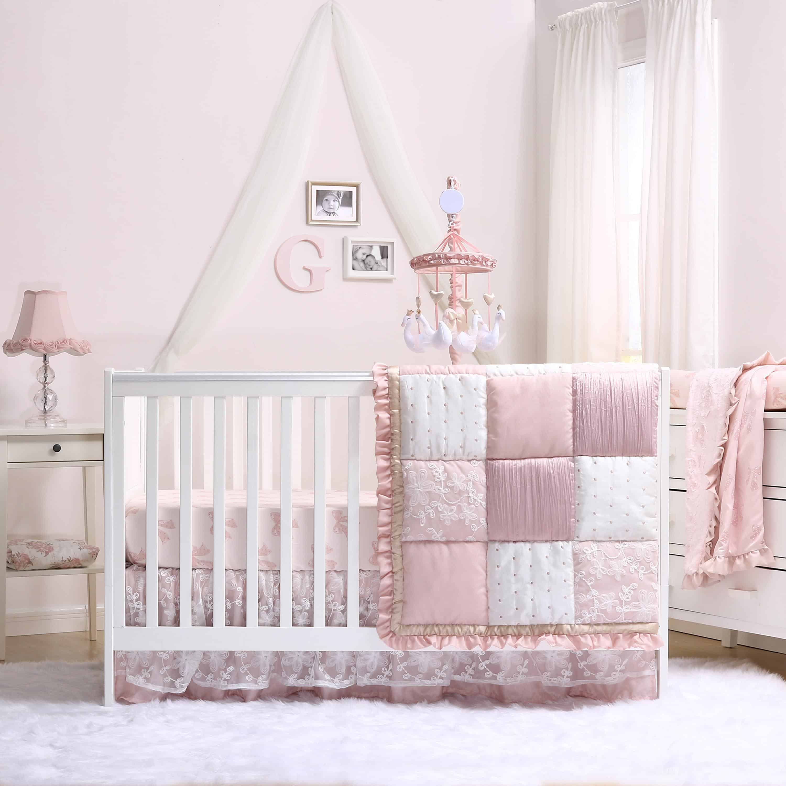 Choosing The Right Bedding For A Crib