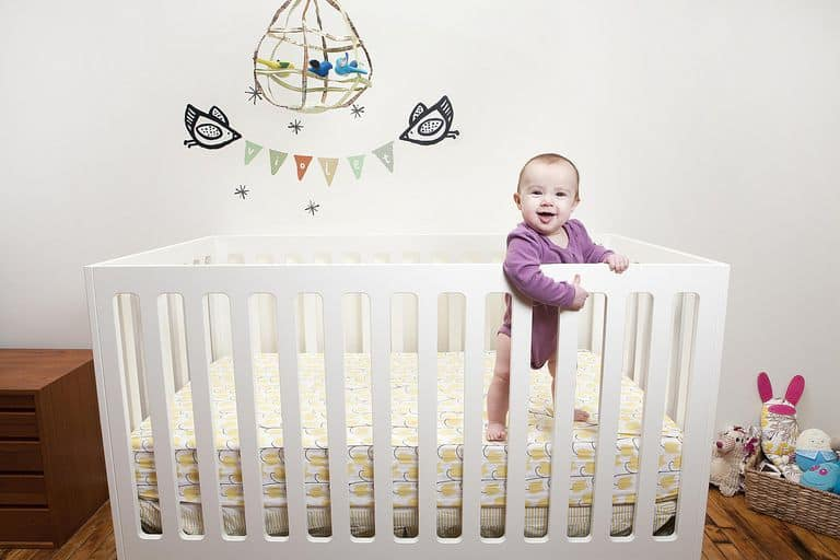 Setting Up A Baby Crib