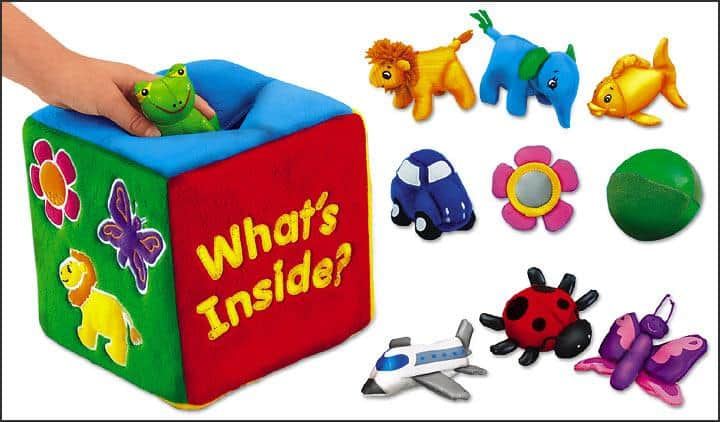 Toys Will Help Your Child Learn