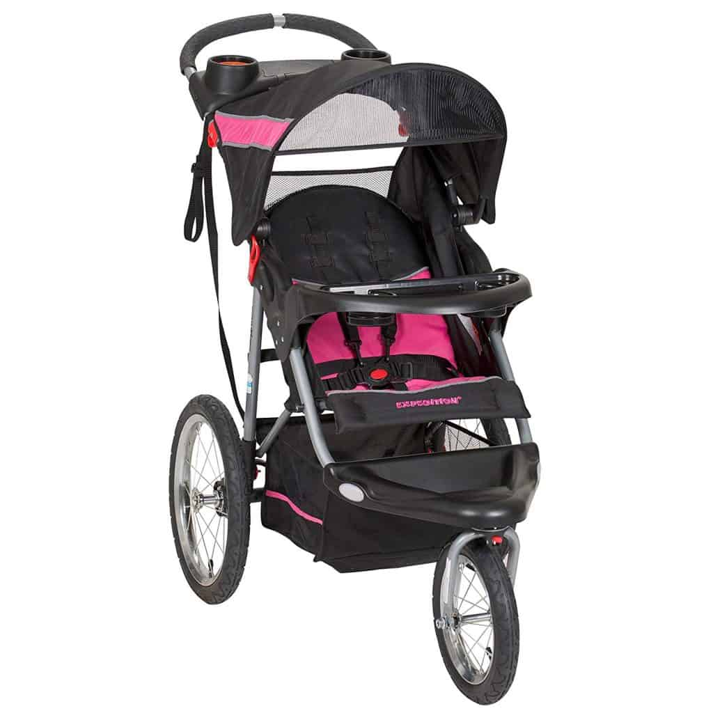 A Review Of The Baby Trend Expedition Jogger Stroller.