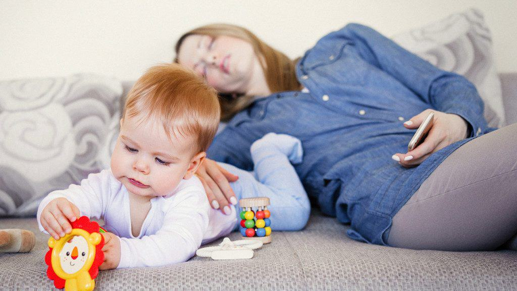 Baby Care Tips For Exhausted Parents