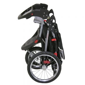 Baby Trend Expedition Baby Stroller Collapsed