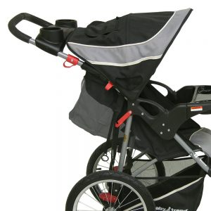 Baby Trend Expedition Jogger Stroller Parent Tray.