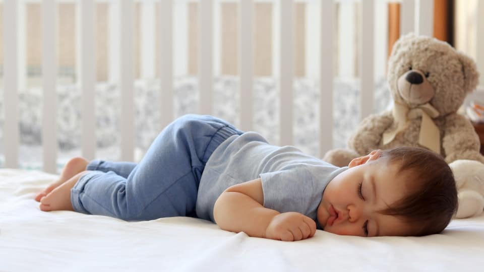Help Your Child Go To Sleep With Lullaby CDs.